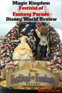 Video: A Review of Disney's Festival of Fantasy Parade at Magic Kingdom, Disney World!