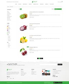 Buy Pure Leaf Shopify MultiPurpose Responsive Theme by webibazaar on ThemeForest. Pureleaf Shopify MultiPurpose Responsive Theme THEME OVERVIEW Pureleaf Shopify theme it is a simple and clean layout . Ecommerce Website Design, Website Design Layout, Best Shopify Themes, News Web Design, Photoshop, Branding Your Business, Flower Food, Themes Themes, Website Themes
