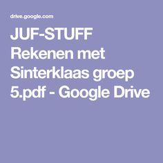 JUF-STUFF Rekenen met Sinterklaas groep 5.pdf - Google Drive