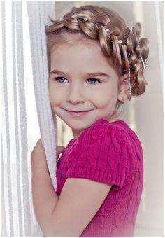детские-прически-из-кос.jpg (476×687)