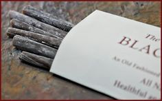 Molasses Black Jack Sticks from True Treats Old Time Candy of the & Gourmet Food Gourmet Candy, Gourmet Gifts, Gourmet Recipes, Old Candy, Penny Candy, Classic Candy, Retro Candy, Jack Black, Black Jacks