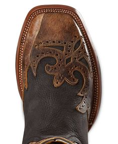 Cinch Edge Stella Cowgirl Boots - Square Toe, I'm in love