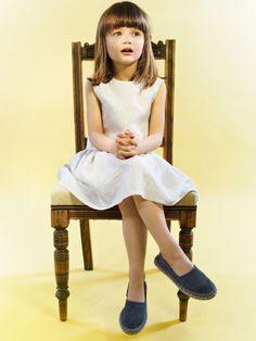 cutie pie :) love the chair idea.