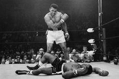 "He called himself 'The Greatest,' and to many he was not only the greatest boxer, but the greatest sportsman who ever lived. (I remember ""float like a butterfly, sting like a bee"")"