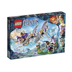 LEGO Elves 2015 (41077) - Aira's Pegasus Sleigh #lego #legoelves #legofriends