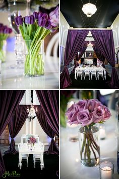 Featured in Ceremony Magazine by The Flower House at our Casa Amore showcase (photo by Huy Pham Photography).