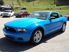 1ZVBP8AM1B5132692 - 2011 Ford Mustang 2DR CPE - 304-369-2411