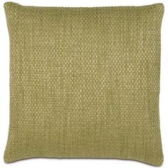 Wades Green Designer Pillow - www.burkedecor.com