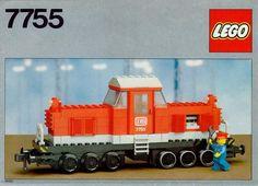 Rare Lego Sets, Lego Sets For Sale, Diesel, Classic Lego, Lego System, Lego Trains, Vintage Lego, Buy Lego, Lego Worlds