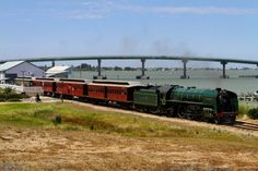 steamranger goolwa station - Google Search
