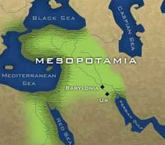 mesopotamia world map - Google Search