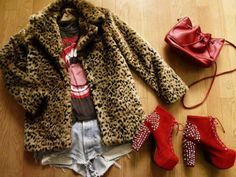 Outfit rock! :P