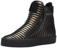 Giuseppe Zanotti Women's Double Zip High Top Fashion Sneaker  http://www.thecheapshoes.com/giuseppe-zanotti-womens-double-zip-high-top-fashion-sneaker/