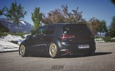 VW GOLF MK7 GTI www.jayjoe.at SHOP: http://jayjoe.bigcartel.com
