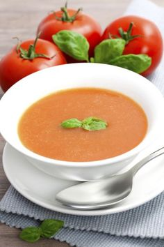 Rebel Wanderlust: Chill thwarting Tomato Soup