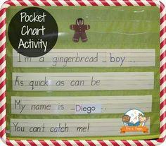 Personal gingerbread kid!