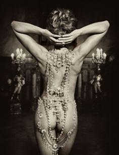 Millionaire Woman by Marc Lagrange
