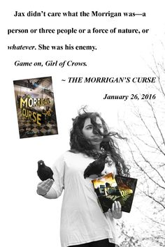 THE MORRIGAN'S CURSE ~ Book 3 in the Eighth Day Series ~ HarperCollins, 1/26/16 Favorite Book Quotes, The Eighth Day, Fantasy Series, Real Life, Books, Libros, Book, Book Illustrations, Libri