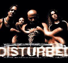 #disturbed
