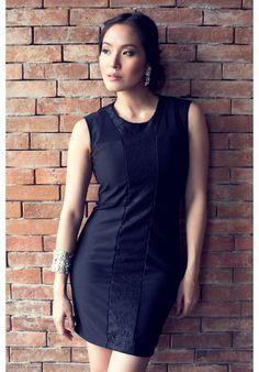 TANTEASE Mindil Makati, Occasion Wear, How To Wear, Wedding, Black, Dresses, Fashion, Valentines Day Weddings, Vestidos