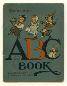 Denslow's ABC Book (cover)