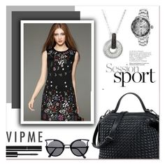 """# I/29 Vipme"" by lucky-1990 ❤ liked on Polyvore featuring Invicta, Chanel, women's clothing, women, female, woman, misses, juniors and vipme"