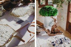 Φωτογραφία γάμου στο Σούνιο της Αθήνας-Φωτογράφιση γάμου Κτήμα Χατζή Wedding Decorations, Table Decorations, Furniture, Ideas, Home Decor, Decoration Home, Room Decor, Home Furnishings, Arredamento