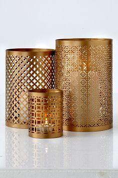 Ellos Home Ljuslyktor Marocco 3-pack