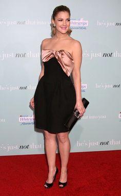 Drew Barrymore Looks - StyleBistro