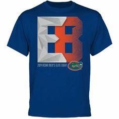 Florida Gators 2014 NCAA March Madness Elite Eight T-Shirt - #MarchMadness #FloridaGators #Gators