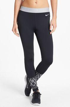 mosaic hyperwarm dri-fit leggings
