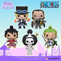 Funko Pop, Roronoa Zoro, One Piece Pop, Luffy Gear 4, Funko Figures, One Piece Luffy, Display Boxes, Don't Give Up, Pop Vinyl