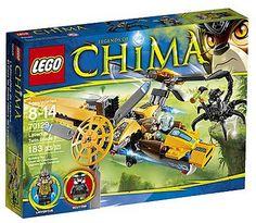 LIVE NOW: LEGO Legends of Chima Lavertus' Twin Blade $11.99 (Reg $19.99) - http://www.rakinginthesavings.com/live-now-lego-legends-of-chima-lavertus-twin-blade-11-99-reg-19-99/