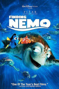 Finding Nemo Dvd Full Screen Disc, - Disney Pixar Studios in DVDs & Blu-ray Discs Finding Nemo Poster, Finding Nemo Movie, Finding Nemo 2003, Disney Pixar, Disney Movies, Disney Movie Posters, Disney Wiki, Disney Cars, Walt Disney