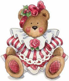 love this bear <3