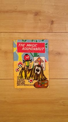 Magic Roundabout | The Magic Roundabout | Pinterest | Newspaper