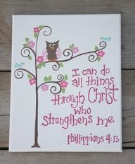 bible quotes for little girls - Google Search My all time favorite verse!