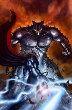 Thor vs The Destroyer - Matteo Spirito