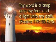 Psalm 119:105 KJB