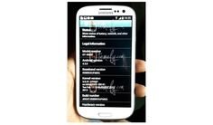 Samsung Galaxy S3 cu Android 4.3 #Samsung #GalaxyS3 #Android43 http://www.techcafe.ro/portabile/imagini-cu-samsung-galaxy-s3-ce-ruleaza-android-4-3-jelly-bean/