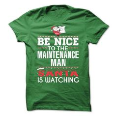Maintenance Man Perfect Xmas Gift - #hoodies for men #cotton. PURCHASE NOW => https://www.sunfrog.com//Maintenance-Man-Perfect-Xmas-Gift.html?60505