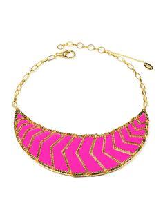 POP! Bib Necklace from Pop of Color: Bracelets, Necklaces