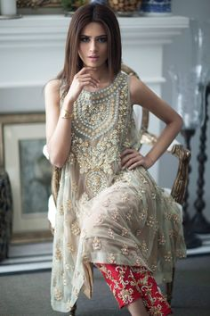 Beautiful outfit for the trousseau!! #Brides #Weddings