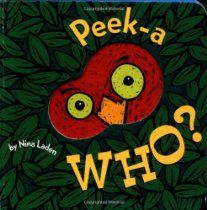 Peek-A Who? (Lift the Flap Books, Interactive Books for Kids, Interactive Read Aloud Books) by Nina Laden 0811826023 9780811826020 Best Children Books, Toddler Books, Childrens Books, Toddler Age, Toddler Gifts, Young Children, Baby Gifts, Interactive Books For Kids, Interactive Read Aloud