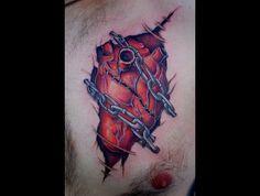 heatr,rip,tear,chained,scar