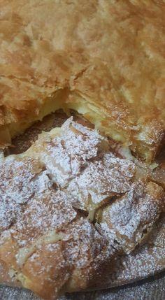 Greek Desserts, Greek Recipes, Cookbook Recipes, Cooking Recipes, Food Processor Recipes, Food And Drink, Sweets, Breakfast, Party