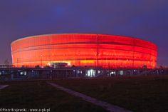 Football Stadium in Wroclaw  | Poland © Piotr Krajewski pkrajewski.pl