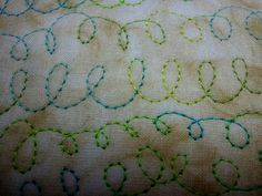 my first loops by yummygoods, via Flickr