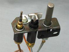 Gas Fireplace Repair Pilot Light Home Small Reparation Pinterest Lights Gas Fireplaces