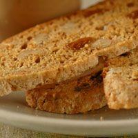 raisin biscotti | Yummy :) | Pinterest | Oatmeal Raisins, Biscotti ...